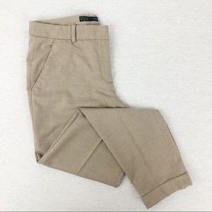 Zara Basic Beige Chino Trouser